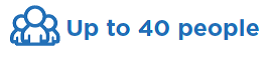 40 People