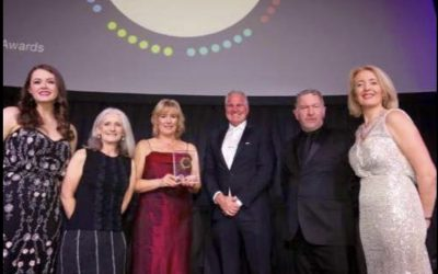 IBEC AWARDS SUICIDE OR SURVIVE for their outstanding contribution to wellbeing for their Workplace Wellbeing Programmes – addressing the elephant in the room