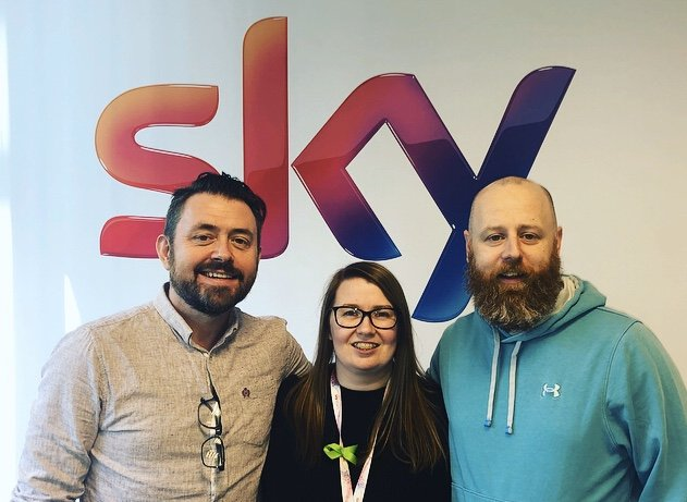SKY Ireland and their WRAP journey