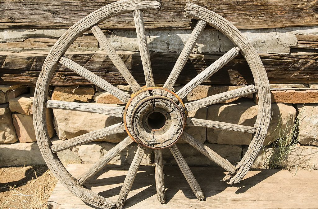 The Wheel: What parts of your life might need more balance