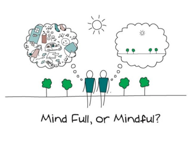 Mindfulness 1,2,3 – Which one will you choose?